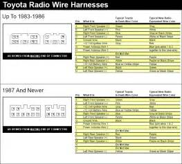 green white wire in harness toyota tacoma forum