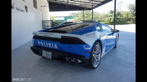 Lamborghini Police by Lamborghini Huracan Police Car Us