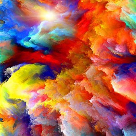 gambar warna warni abstrak  blacki gambar