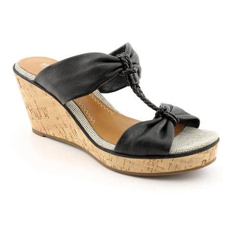 sperry top sider shoreham wedge s sandals 110 nib