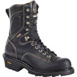 comfortable black work boots coltford boots