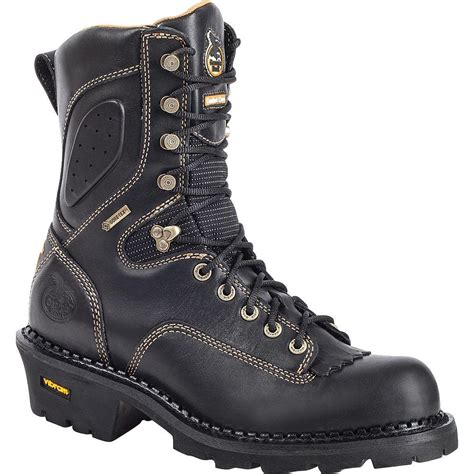georgia boots comfort core georgia boot gore tex 174 men s comfort core 174 logger work