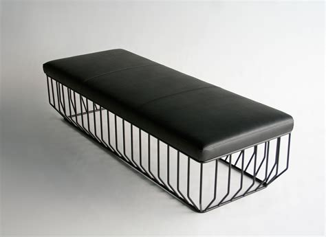 bench designer phase design reza feiz designer wired bench phase design reza feiz designer