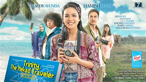 film petualangan you tube trinity the nekad traveler official trailer youtube