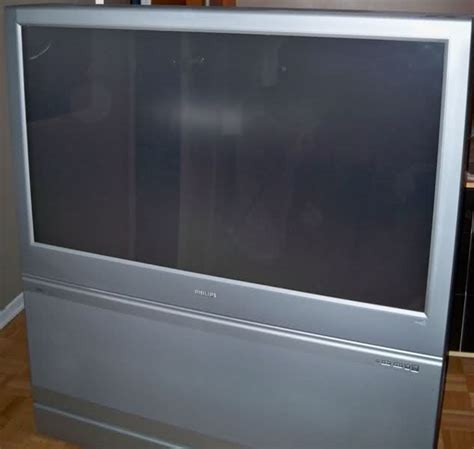 Proyektor Tv fs 52 quot hdtv 1080 widescreen rear projection tv philips