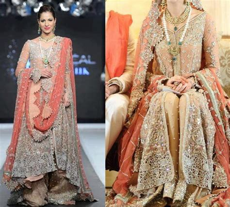 bridal walima dresses 2013 for pakistani brides 0012
