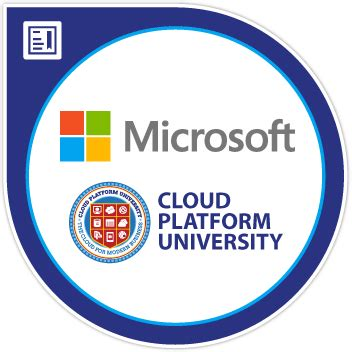 Micrsoft Mba by Cloud Platform Mission Critical Application