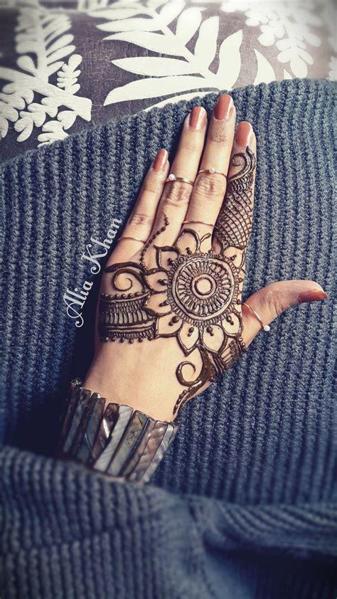 Henna Design By Alia Khan | 220 ber 1 000 ideen zu braut henna auf pinterest henna