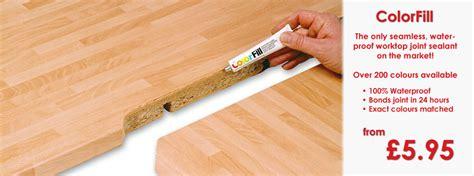 unir encimera de madera material para unir trozos de encimera laminada leroy merlin