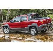 Pick Up Strada 2015  Autos Post