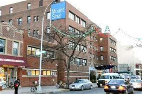mount sinai astoria emergency room crap mt sinai seeking to expand