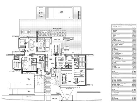 House Plans And Designs Sotogrande House By A Cero Architects Plans Maisons