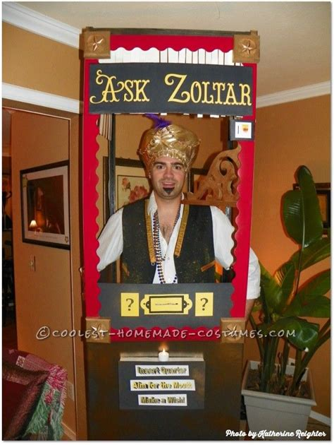 Zoltar A Novelty That Tells Your Fortune And Costs A Small Fortune by Quot Ask Zoltar Quot Fortune Telling Machine Costume Idea