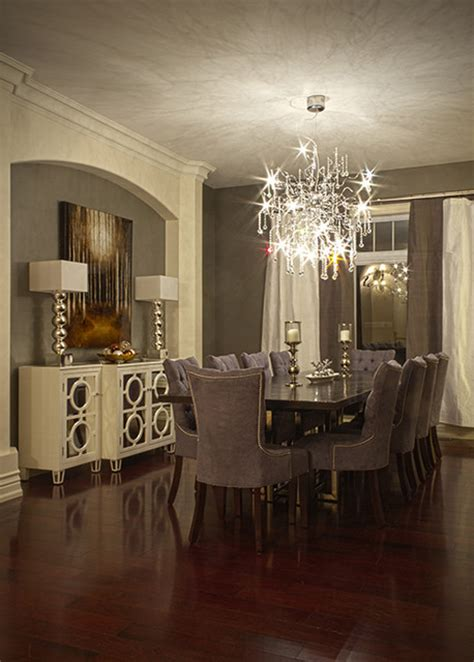 modern elegant dining room elegant dining room modern dining room toronto by beyond the stage homes