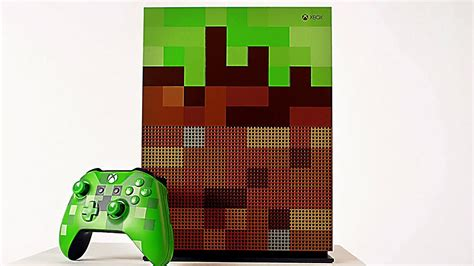 new xbox one console new xbox one s minecraft console limited edition