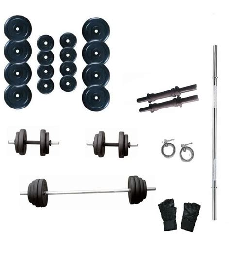 bench press rod iris 30 kg home gym set with 5 ft bench press rod buy