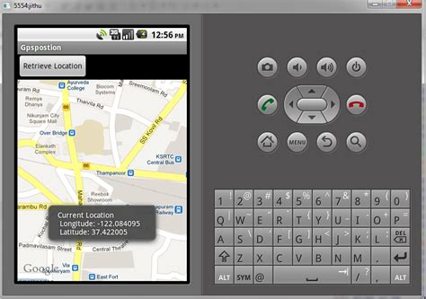 gps location android android developers get the current gps location and show it in the maps in android