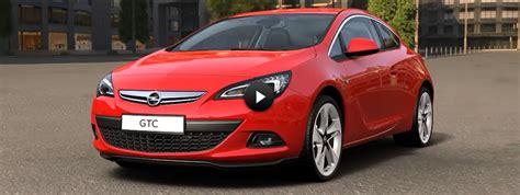 Opel Fr Opel Gtc La Voiture Sportive Opel