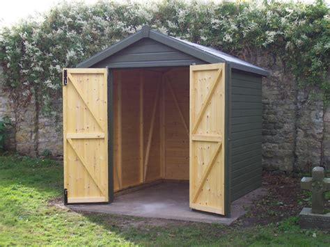 Planning Regulations Sheds by Timber Garages Dorset Apex Tractor Garage Range