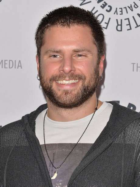 james roday 2016 psych star james roday at sketchfest s theme park