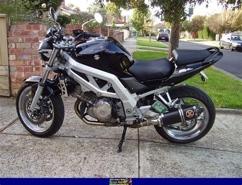 Suzuki Sv650s 2003 Specs 2003 Suzuki Sv 1000 Pics Specs And Information