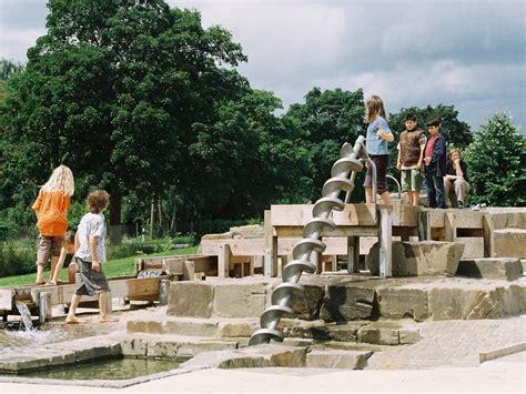 Garten Und Landschaftsbau Xanten by R 246 Mischer Wasserspielplatz Arch 228 Ologischer Park Xanten