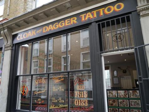 tattoo assistant jobs london cloak and dagger london tattoo artist big tattoo planet