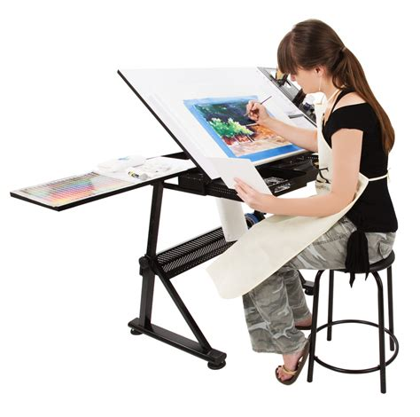 artist drafting table artists drafting table glass drawing drafting table desk