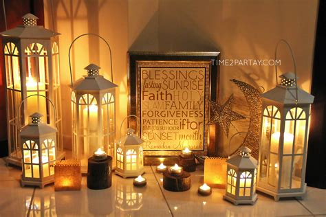 Decoration Islam by Ramadan Themed Decorations Gift Time2partay