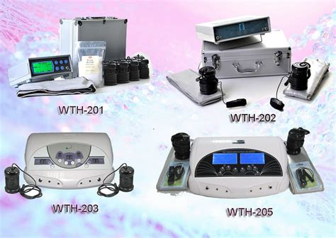 Ionspa Mp3 Dual Detox by Dual Ion Spa Detox Machine With Mp3 Player Portable Detox