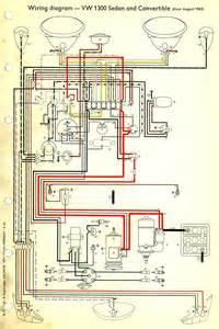 1966 beetle wiring diagram thegoldenbug