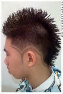 new age mohawk hairstyle new hairstyle hairstyle for men
