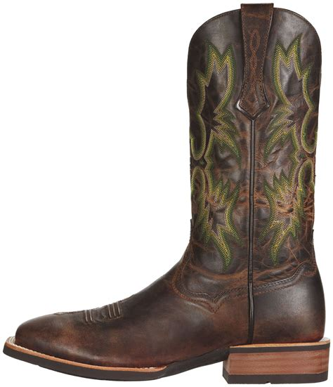 ariat tombstone boots s tombstone weathered chestnut boot by ariat