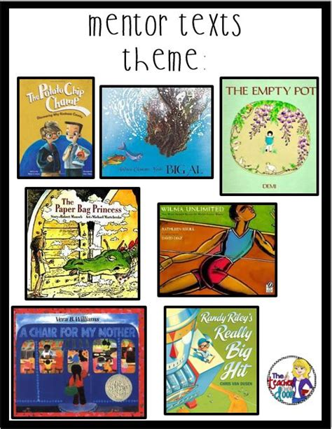 themes in picture books 15 must see idea pins teaching idea reading