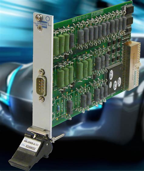 programmable resistor module pxi负载电阻模块10至2 56k欧姆 货号 40 292 012 pxi程控负载电阻模块 pickering interfaces 英国科林公司 虹科代理和技术支持