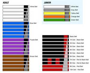 jiu jitsu belt colors image gallery jujitsu belts