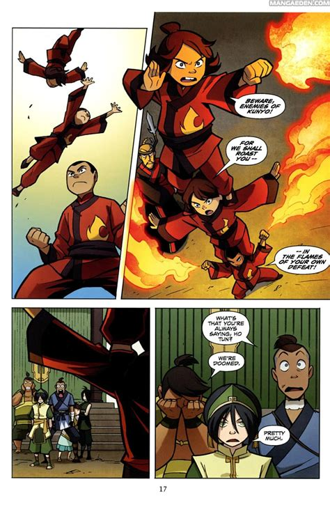 avatar the promise read avatar the last airbender the promise 2 1