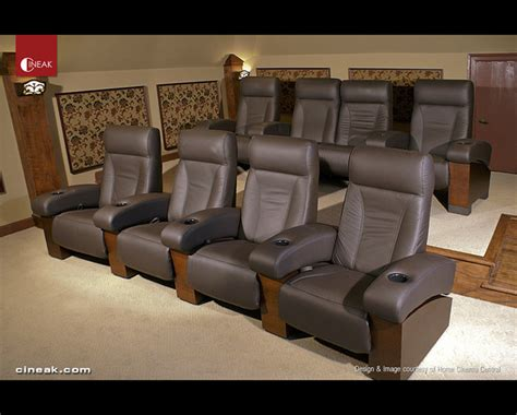 theater chairs rooms to go cineak fortuny in classic home theater traditional home theater by cineak luxury seating