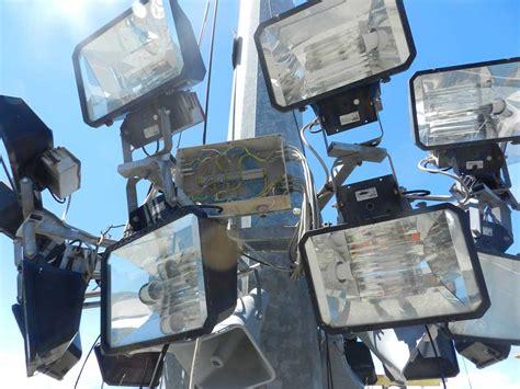 torri faro illuminazione proiettori a led per torri faro e calcoli illuminotecnici