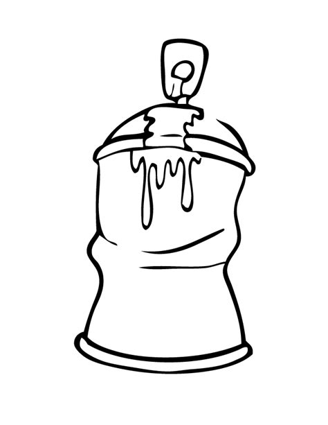 coloring pages to paint paint cans colouring pages page 2 coloring home