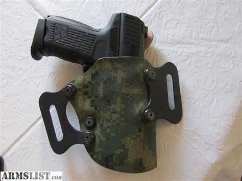kydex leather armslist for sale kydex leather lined custom holster