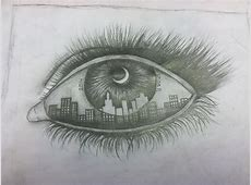 13 City drawing eye for free download on Ayoqq.org New York Skyline Drawing Autistic