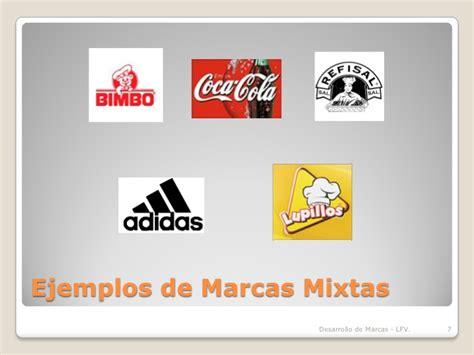 imagenes de marcas figurativas tipos de marcas