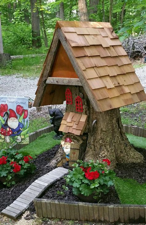 gnome house 25 best ideas about gnome house on pinterest gnome home gnome desktop and fairy
