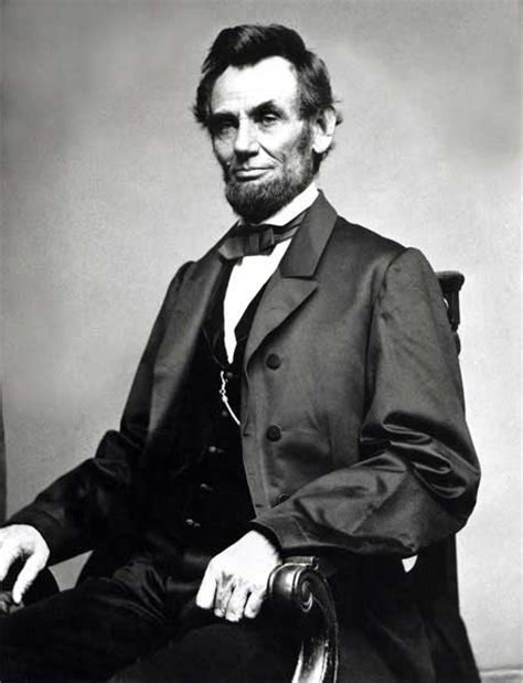 what was abraham lincoln remembered for positive thought april 24 2013 i destroy my enemies