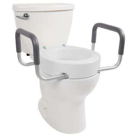 toilet seat riser raised toilet seat  handles