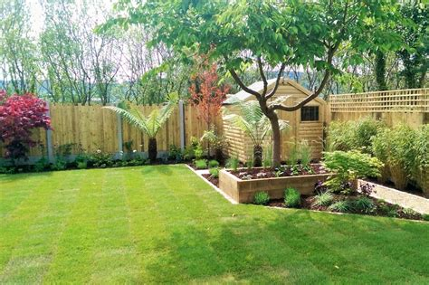family backyard ideas planting beds design ideas