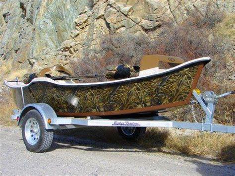 drift boat duck hunting ro driftboats ro guides