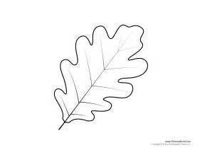 Leaf Templates &amp Coloring Pages For Kids  Printables sketch template