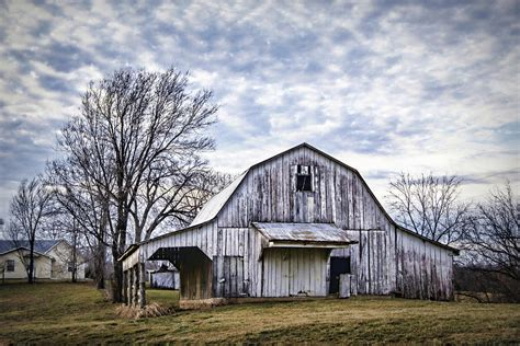 rustic barns rustic white barn photograph by cricket hackmann